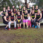 Medowie Team raise funds for Cancer patients