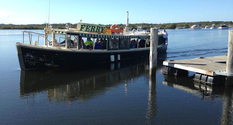 Port Stephens Ferry Service.