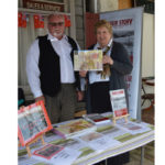 Medal Ceremony At Sketchley Cottage To Honour Local World War I Soldier