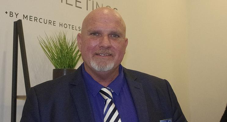 Port Stephens Councillor and Deputy Mayor Chris Doohan.
