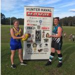 Port Stephens Power AFL Club announces Women's team.
