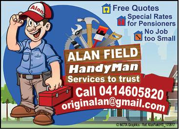 Alan Field Handyman Services
