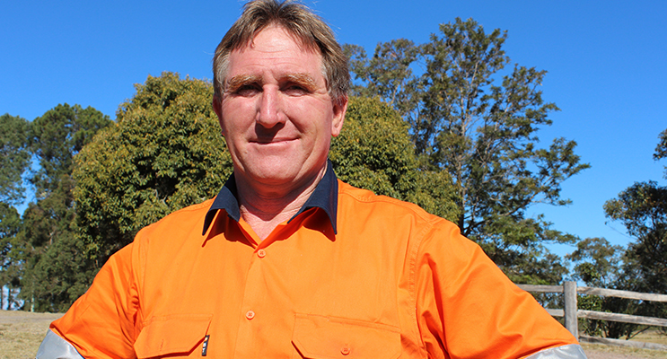 Des Maslen is the Labor Party's mayoral candidate.