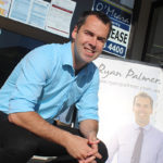 Ryan Palmer is youngest of Port Stephens mayoral candidates