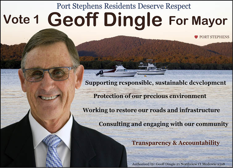 Geoff Dingle
