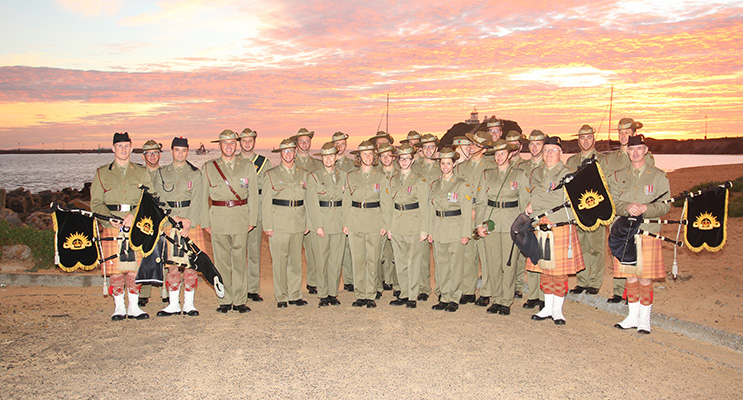 Australian Army Band Newcastle