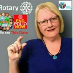 Rotary Salamander Bay Part of the Worldwide Rotary Action To Stamp Out Polio