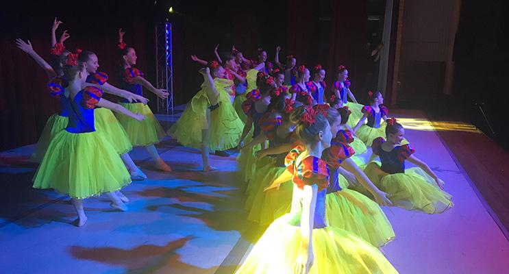 Wirreanda Public School performing Snow White.