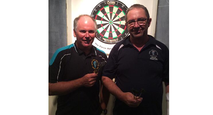 Darren Rapley and Trevor Peirson.