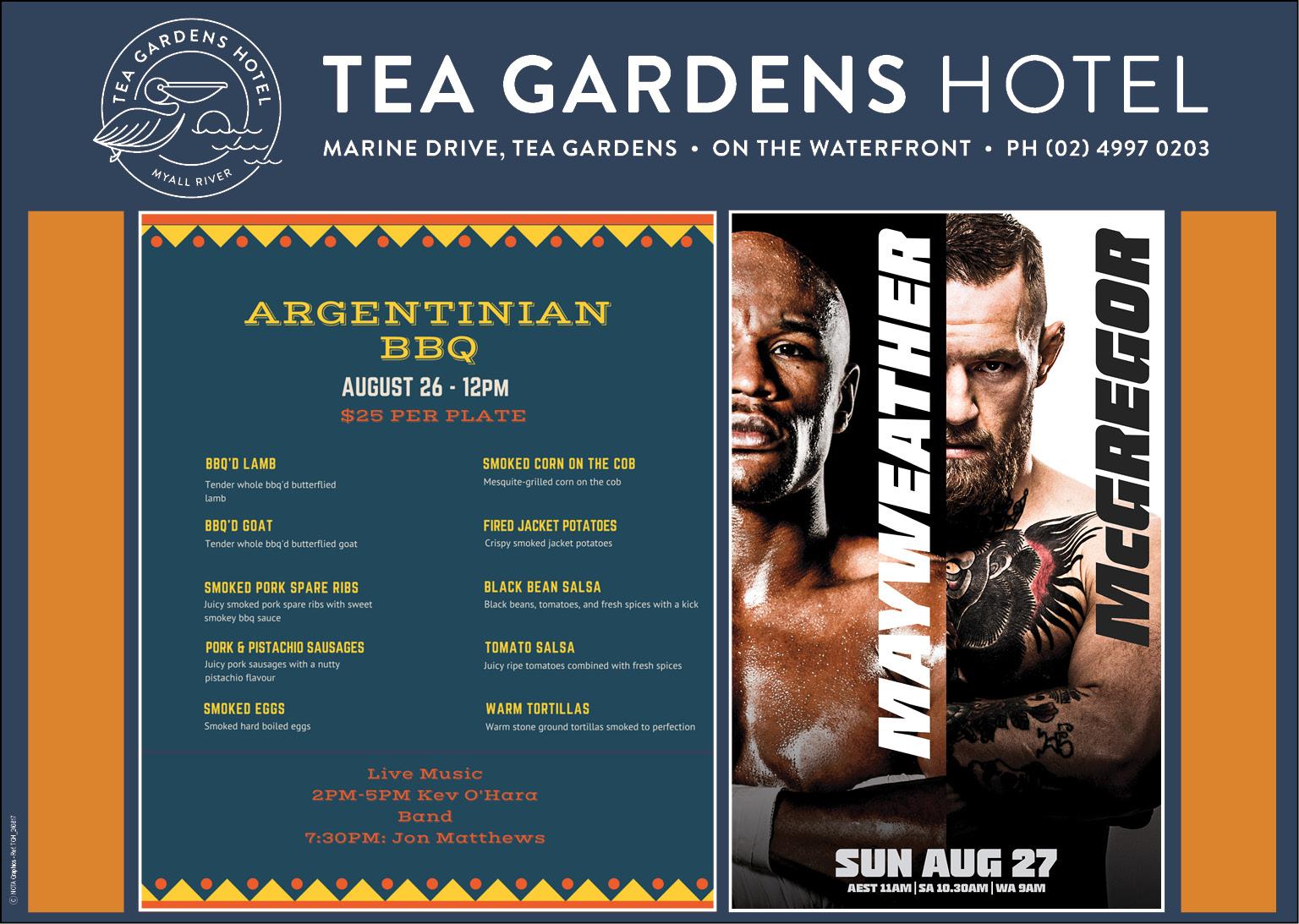 Tea Gardens Hotel