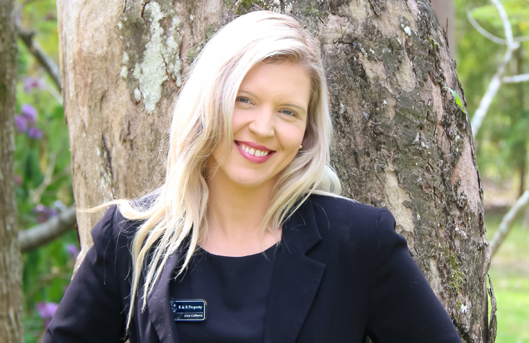 Lisa Coburn, our R & R Property agent for Medowie.