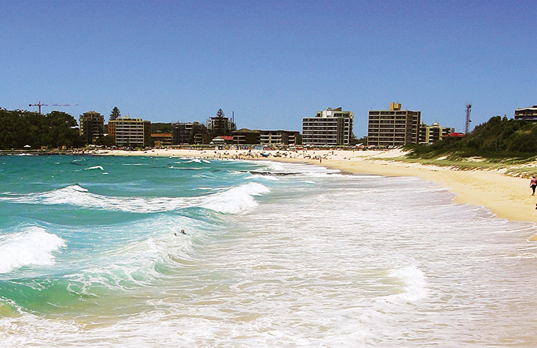 Join us on 13 October to refine the concept plans for Forster's Main Beach.