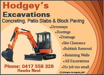 Hodgeys Excavations