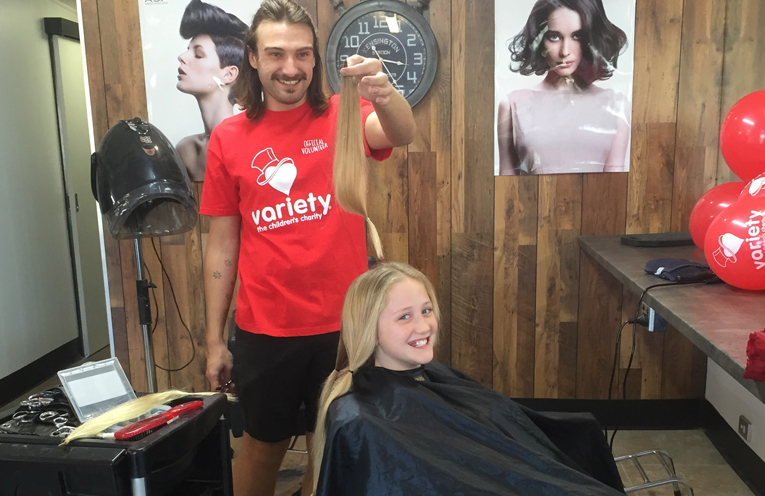 Medowie S Hannah Ryder Raises Funds For The Variety Club