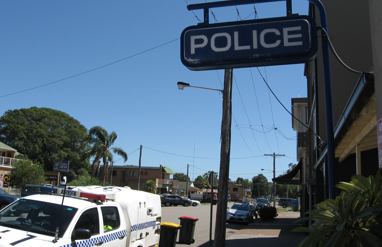Lemon Tree Passage police – Break and enters have been fewer.