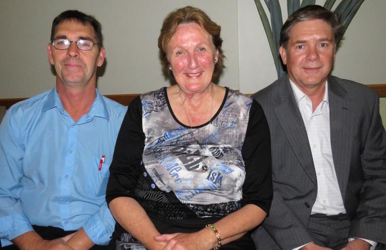 Ungrouped Candidates: Russell Gardner, Susan Walker and Paul Van Drunen.