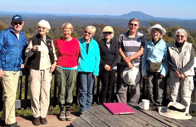 Port Stephens Hikers