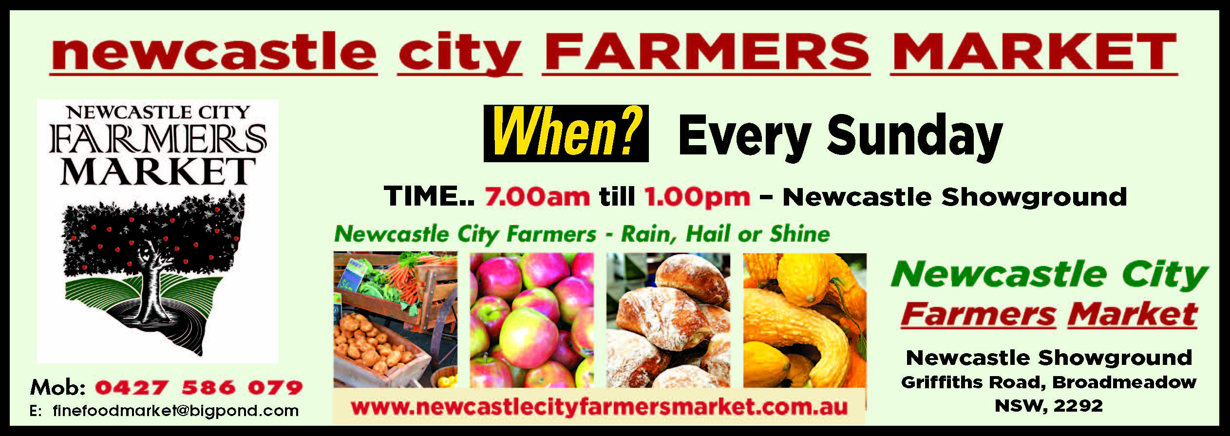NSW Farmers Markets