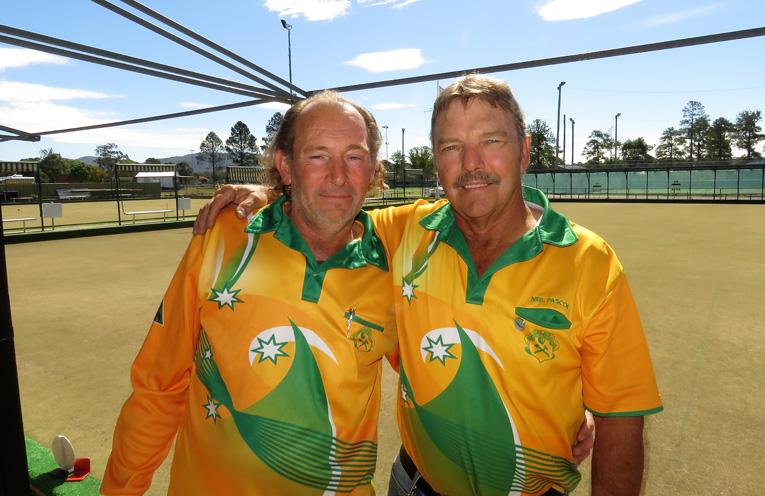 Zone Champions: Richard Laughton and Neil Pascoe.