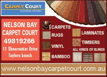 Nelson Bay Carpet Court