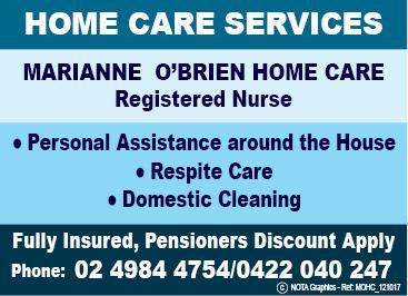 Marianne O'Brien Home Care