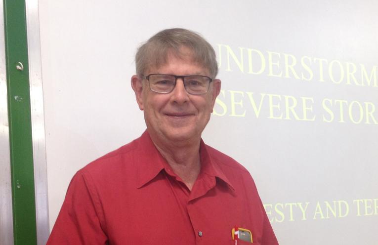 Professor Howard Bridgman.
