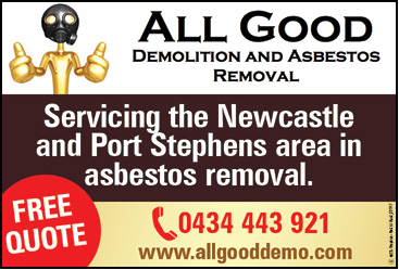 All Good Demolitions & Asbestos Removal