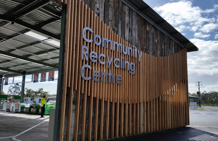 Community Recyc Cntr