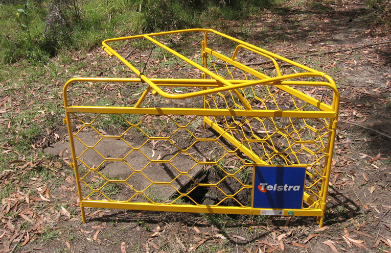 Coming to a node near you. Telstra upgrading their cable network.