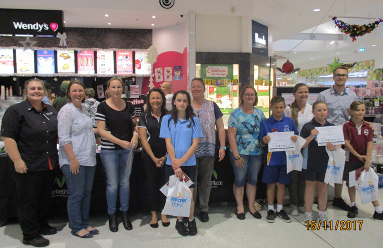 The final award winners for the 2017 PBL season, presented at MarketPlace Raymond Terrace.
