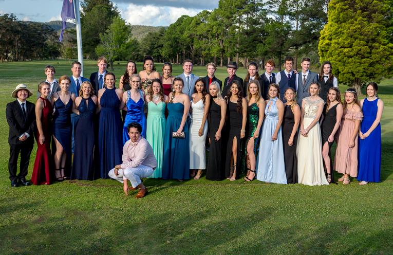 BCS Graduating Class of 2017. Photo: Matt Hudson