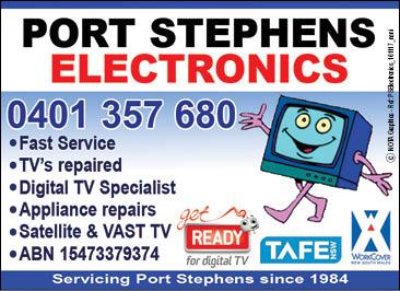 Port Stephens Electronics