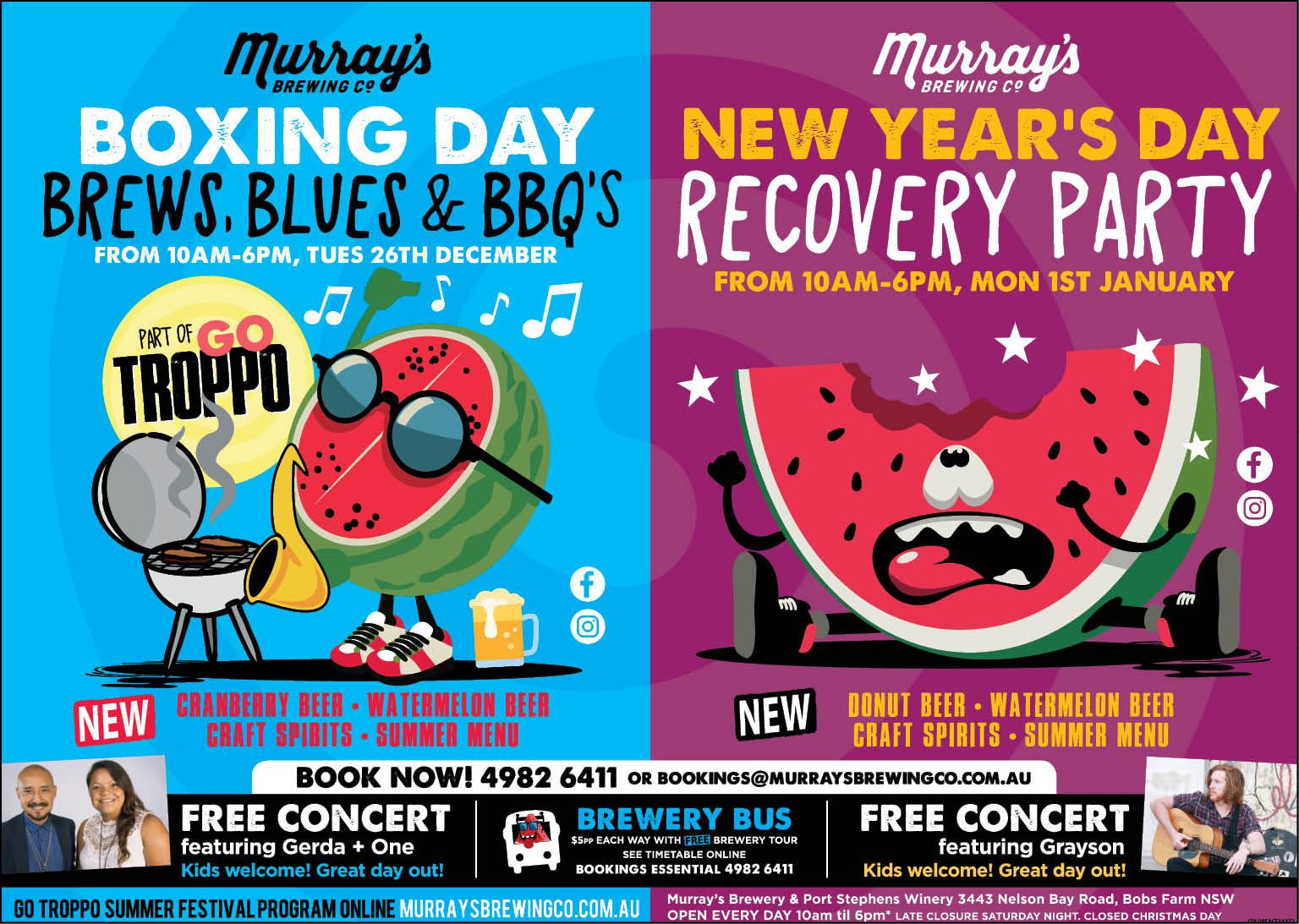 Murrays Brewery