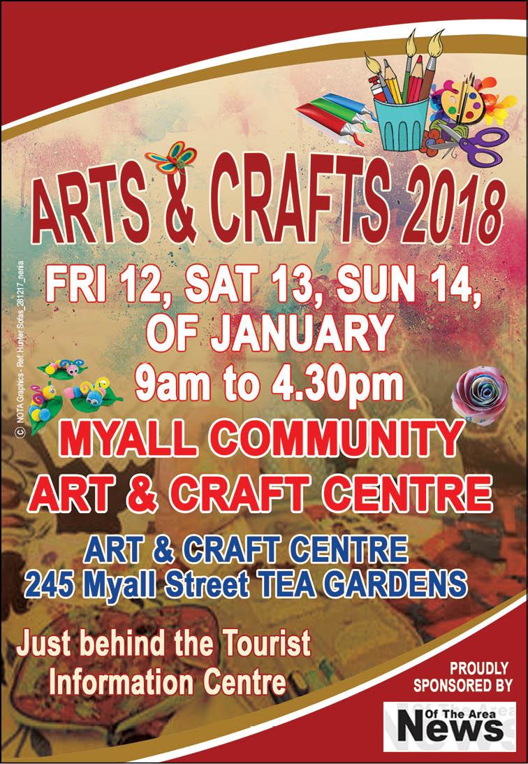 Myall Coast Arts & Craft Centre