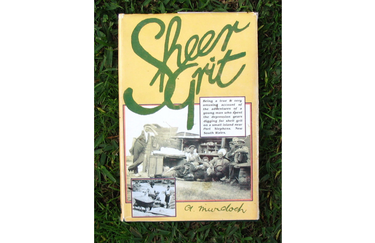 'Sheer Grit'....third edition now available.