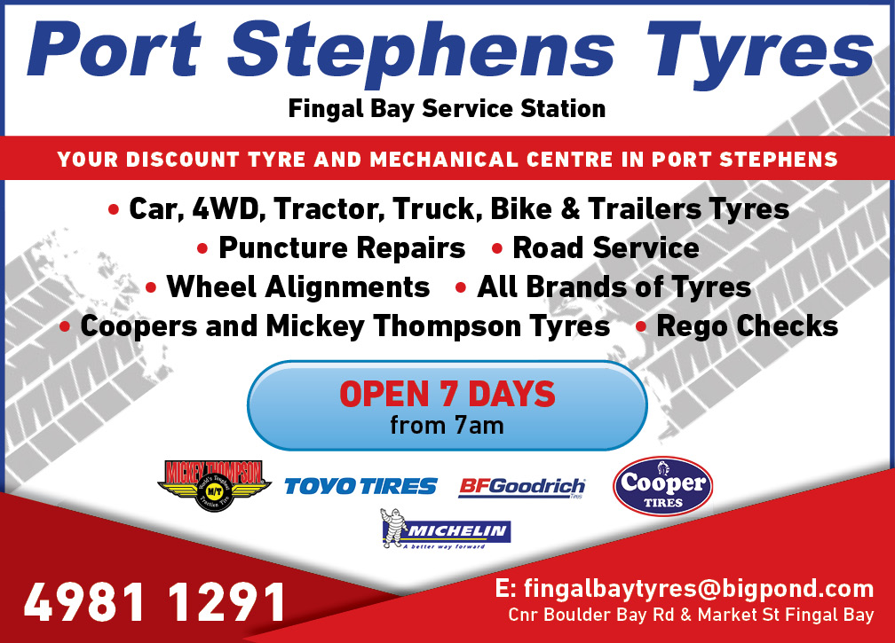 Fingal Bay Tyre Centre