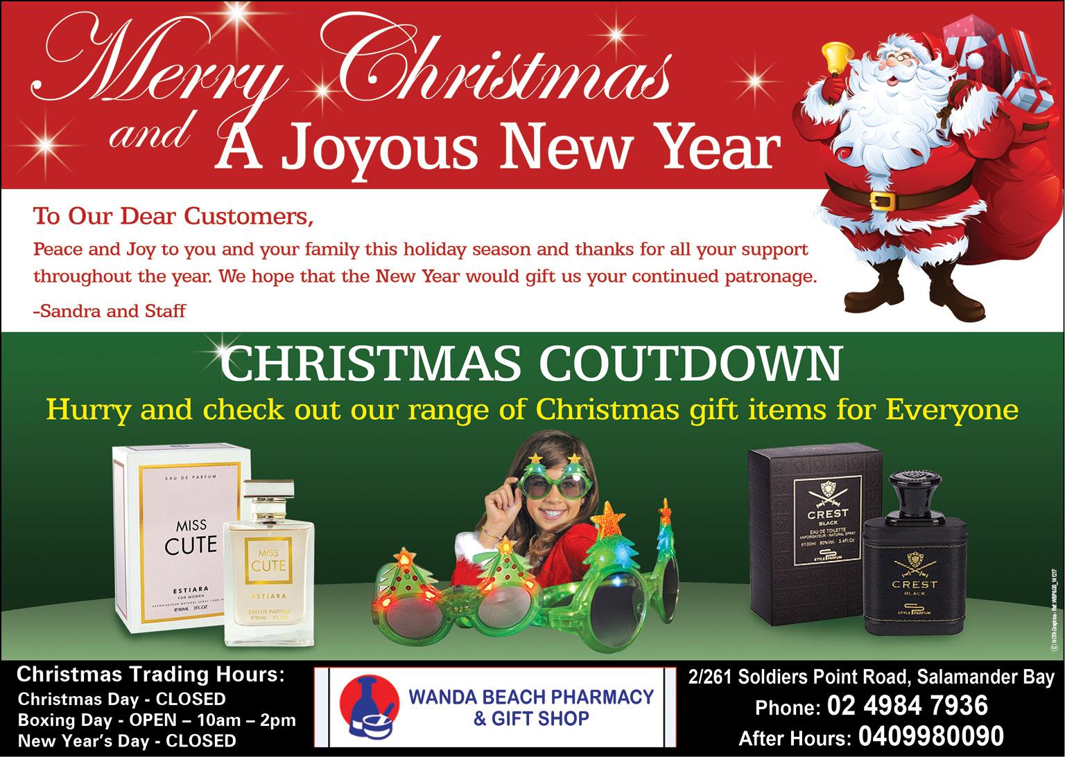 Wanda Beach Pharmacy