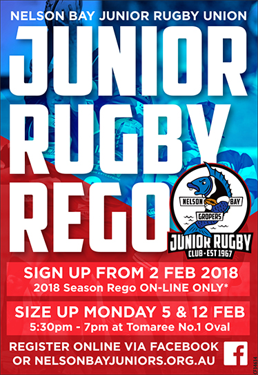 Nelson Bay Junior Rugby League