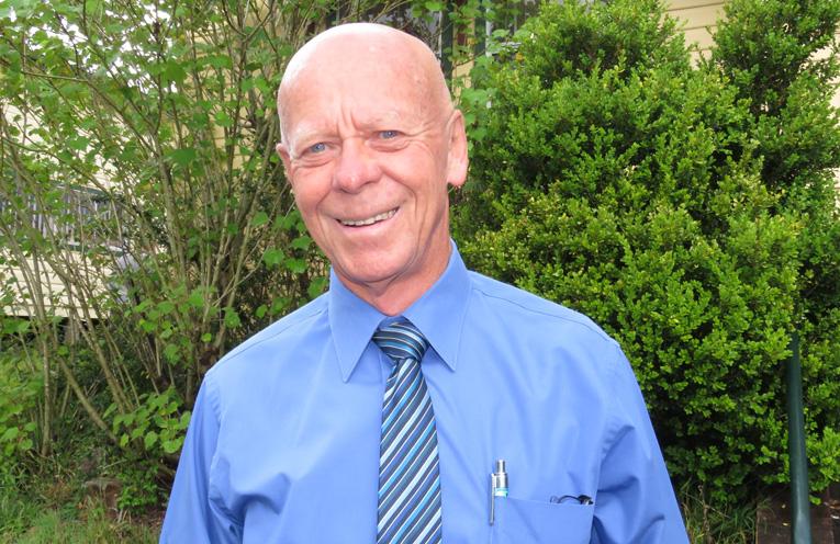 Cr David West MidCoast Mayor
