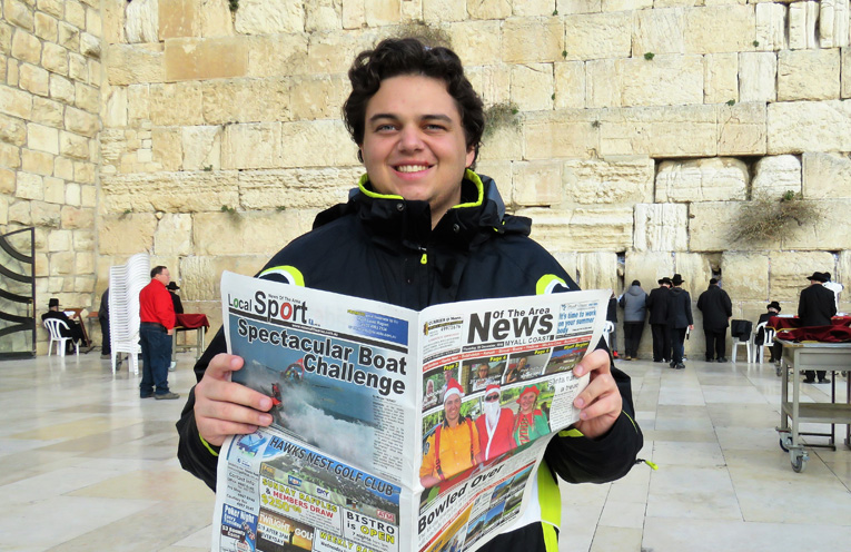 Western Wall Jerusalem: News Of The Area reaches all corners of the globe.