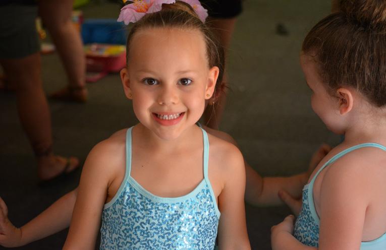 Molly Proudlock, Ballerina of the Year.