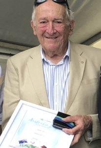 Port Stephens Medal: Geoffrey Basser