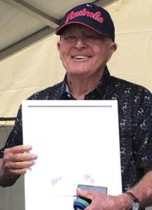 Port Stephens Medal: Leon Lindsay