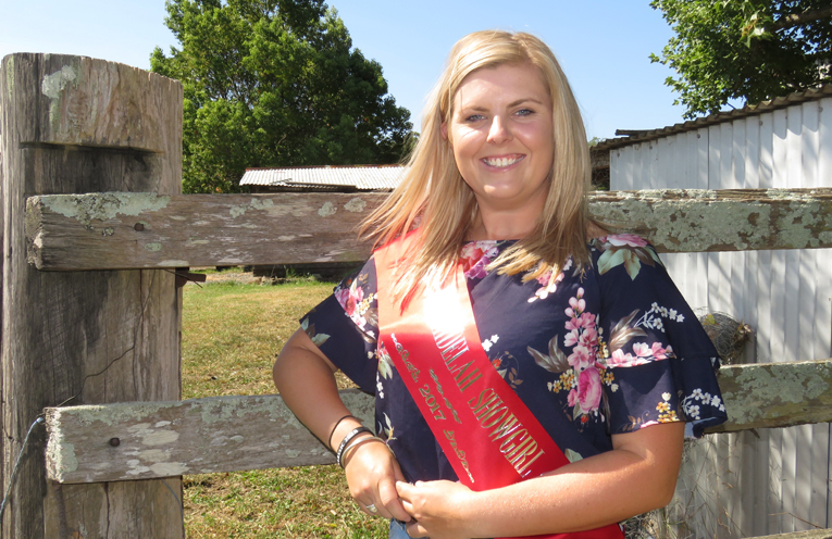 Showgirl Competition: Richelle Levy will compete at the Zone 5 Final.