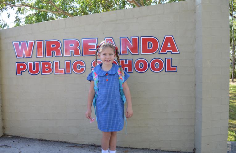 Elizabeth Kilday - Wirreanda Public School.