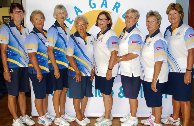 Grade 2 Pennan: Karen Green, Sandra Leisemann, Pat Baker, Maynie Roberts, Kayelene Pearson, Lynne Green, Robyn Webster and Robyn Webster.