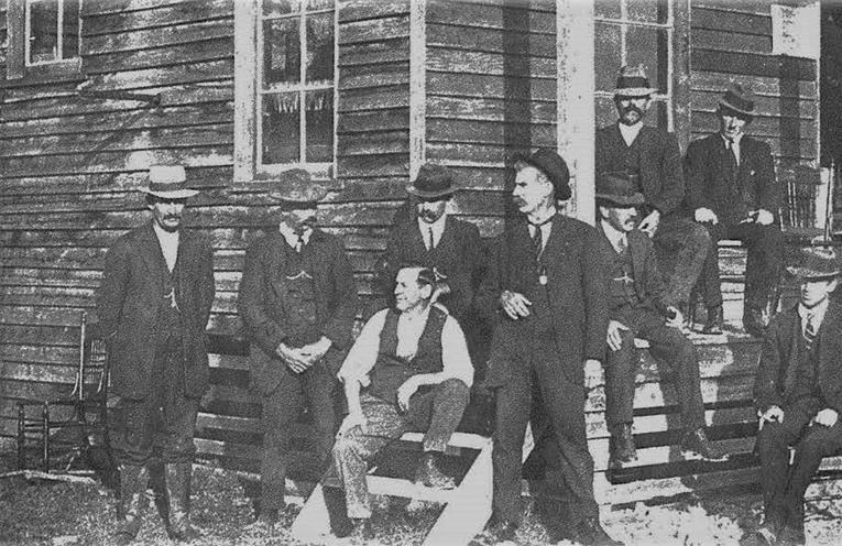 School Council Members Pre-1900. Photo: BCS
