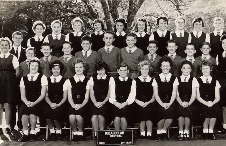 Second Form, 1963. Photo: BCS