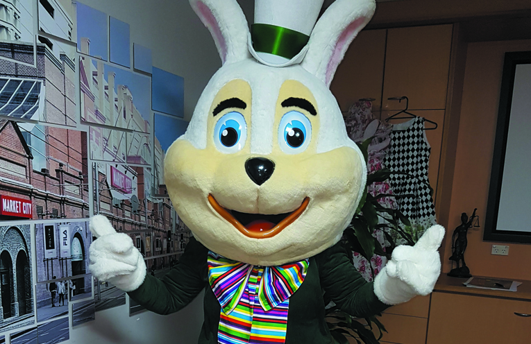The Easter Bunny is visiting lots of local events this weekend.