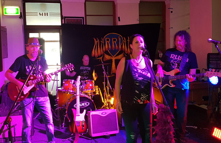 Marriah Band.